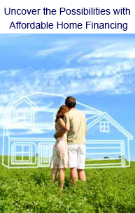 Affordable Home Financing