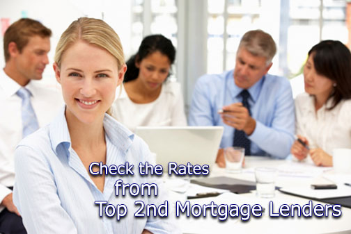 best second mortgage rates