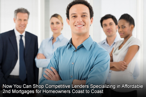 Shop for Competitive Lenders
