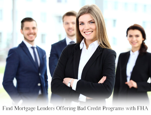 FHA Mortgage Credit