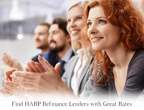 Home Affordable Refinance Program -Lenders for HARP Mortgage