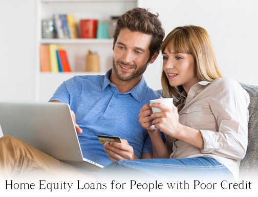 Poor Credit Home Loans, Bad Credit Mortgages