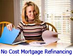 No Cost Mortgage Refinancing