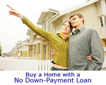 No Money Down Loan