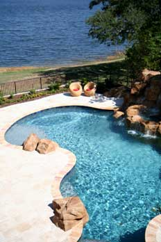 Swimming pool construction financed with home equity loans - Swimming pool loans interest rates ...