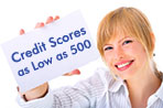 Bad Credit FHA Loans