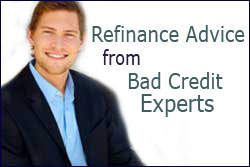 Bad Credit Refinance Mortgage Lenders