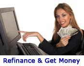 Refinancing with Cash