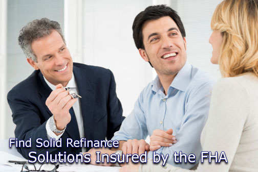 refinance with FHA