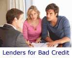 Lenders for Bad Credit