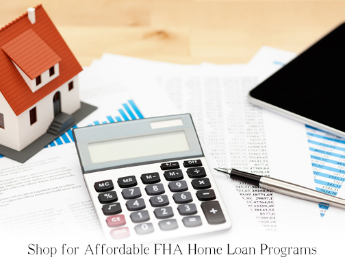 What is the minimum credit score a person needs to obtain an FHA loan?