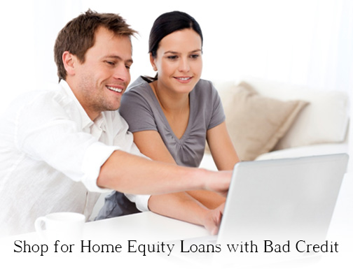 home equity bad credit Loan